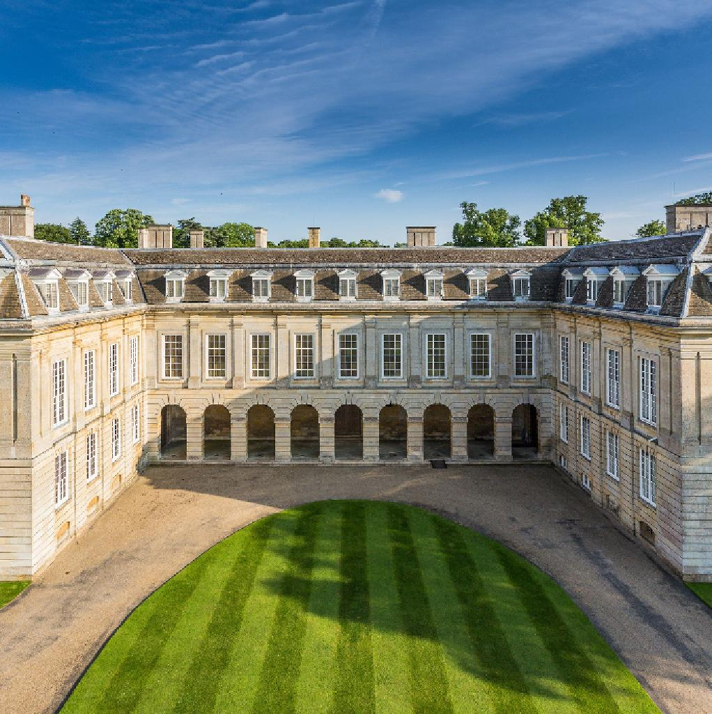 Easter at Boughton House