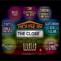 House In The Close CHARITY EVENT