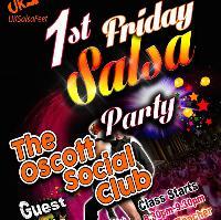 Birmingham Salsa Party