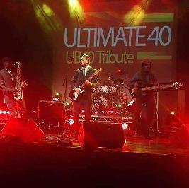 UB40 Tribute Night Longbridge
