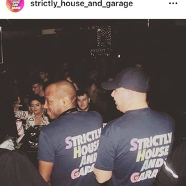 Strictly House And Garage 17th September >>> The Harley Return