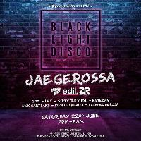 Black Light Disco Presents Jaegerossa