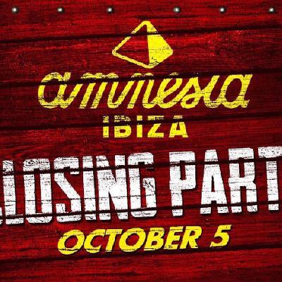 Amnesia Closing Party