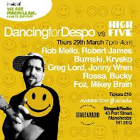 Dancing for Despo v High Five