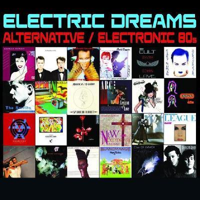 Electric Dreams 80s Alternative Club
