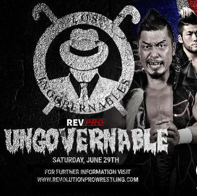 RevPro Wrestling in Manchester -feat: Los Ingobernables de Japon