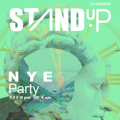 Stand UP - NYE Party