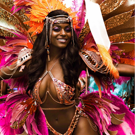 Flag Nation - London's Biggest Carnival Party
