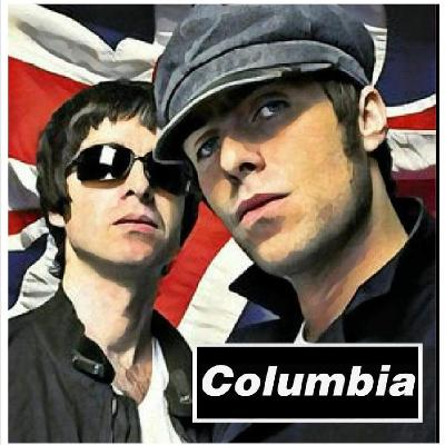 Columbia - The sound of Oasis live