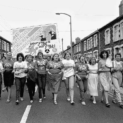 Barnsley Women and the 1984-85 Miners' Strike