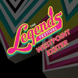 The Legends Festival - Westpoint, Exeter