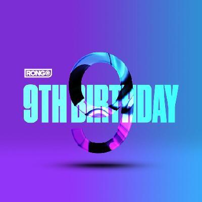 Rong 9th Birthday