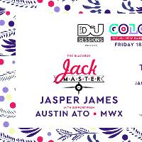 DJ MAG Sessions X Colours pres Jackmaster R & Jasper James