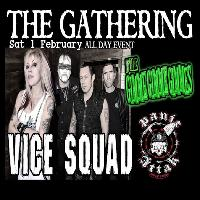 THE GATHERING - All day Punk event