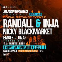 Submerged Presents - Inja - Randall - Nicky Blackmarket