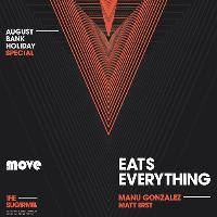 The Move Bank Holiday Special with Eats Everything