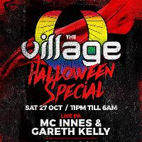 MC Innes & Gareth Kelly // Halloween Special