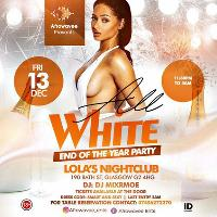 All White End Of The Year Party
