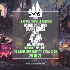 GhostHouse Halloween Special