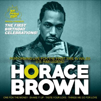 Horace Brown Performs at You Remind Me! First Birthday