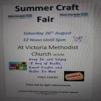 Chairty Summer Craft Fair