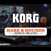 KORG HangOuts Birmingham -