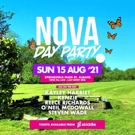 Nova Day Party