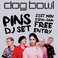Pins DJ set