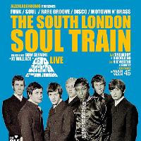 The South London Soul Train w/Geno Washington & Ram Jam Band