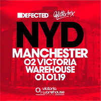Defected & Glitterbox New Year's Day
