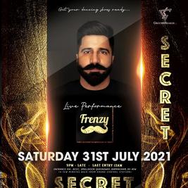 Secret Birmingham DJ Frenzy/Groundshaker