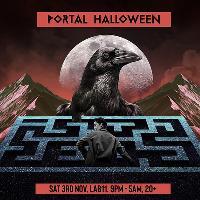 Portal Halloween