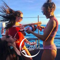 Sunset Ibiza Boat Party by Cirque de la Nuit