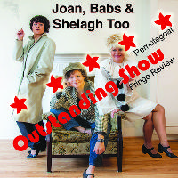 Joan Babs & Shelagh Too - The Joan Littlewood story