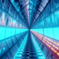 Infinite Trip: a Virtual Reality experience