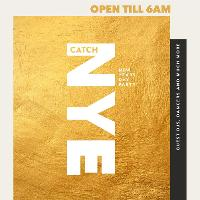 New Years Eve at Catch