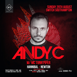 ON A MISSION & Hive Present - ANDY C