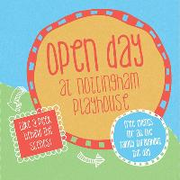 Nottingham Playhouse Open Day 2015