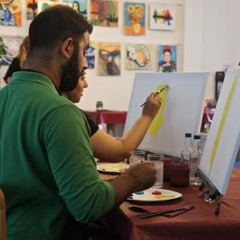 Paint Klimt
