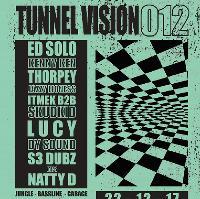 Tunnel Vision Xmas Special: Ed Solo, Kenny Ken & Thorpey