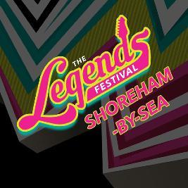 The Legends Festival - Shoreham-By-Sea