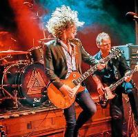 The Brew UK Tour 2018.......Rocking in Glasgow