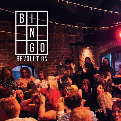 Bingo Revolution ft. Kelly Llorenna & Flip n' Fill