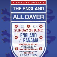 The England All Dayer!!