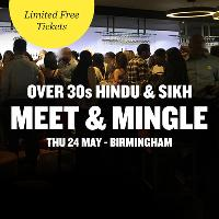 FREE Hindu & Sikh Meet and Mingle, Birmingham - Over 30s