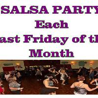 Wolverhampton Salsa Party