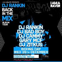 I Am A Raver Boxing Day
