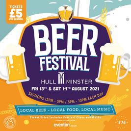 Hull Minster Beer Festival