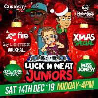 LUCK & NEAT JUNIORS - The XMAS SPECIAL!