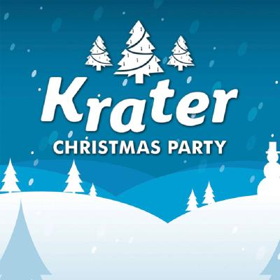 Christmas Evening Party.Krater Christmas Party Komedia Brighton Brighton Fri 6th